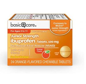 Basic Care Childrens Ibuprofen