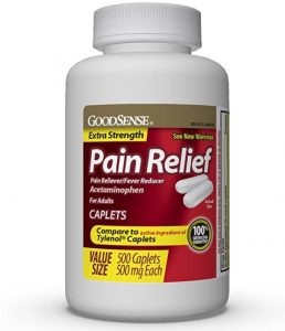 Good Sense Extra Strength Pain Relief