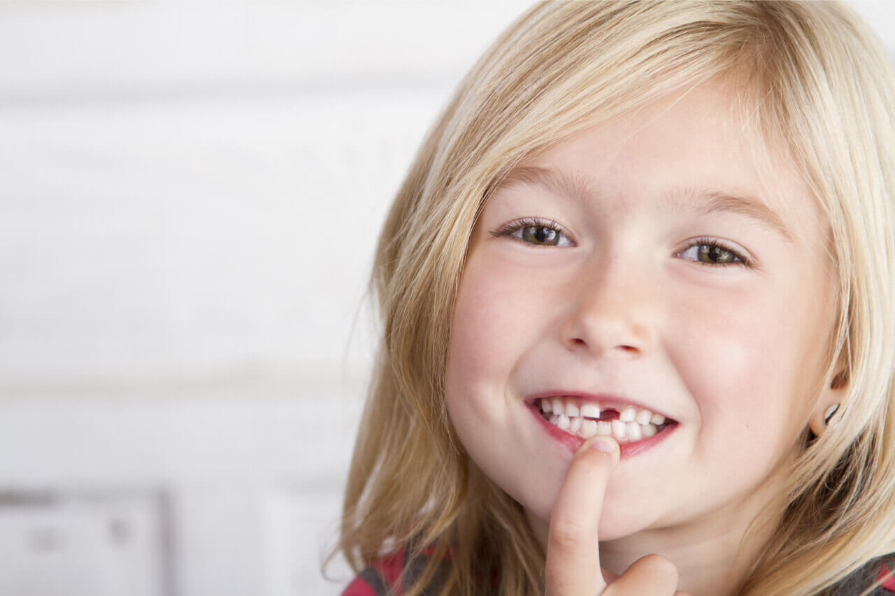 Parents Ask When Do Kids Lose Their First Tooth