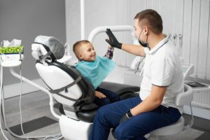 When Do Kids Lose Their First Tooth Pediatric Dentist