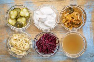 probiotics from fermented vegetables