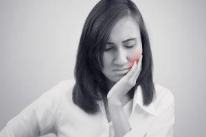 tooth extraction pain