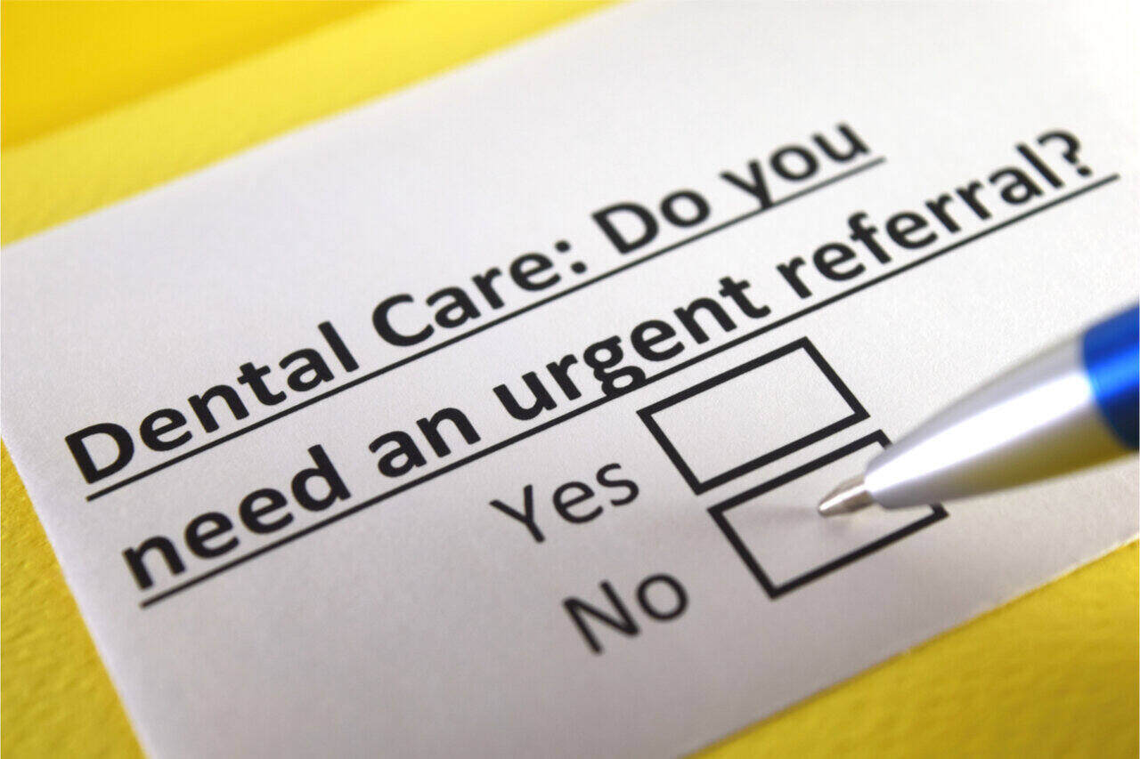 Dental urgent care is necessary if you have severe oral issues.